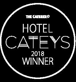 Hotel Cateys Award Winner